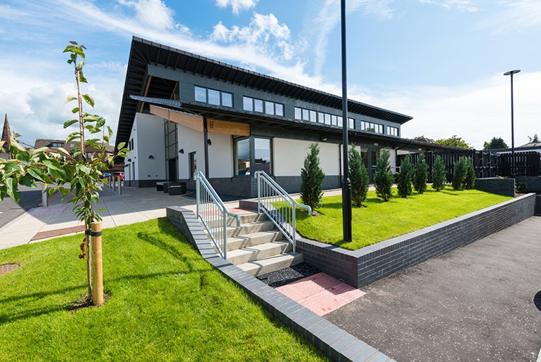 Flowerbank Nursery & Adult Care Centre, Kilmarnock