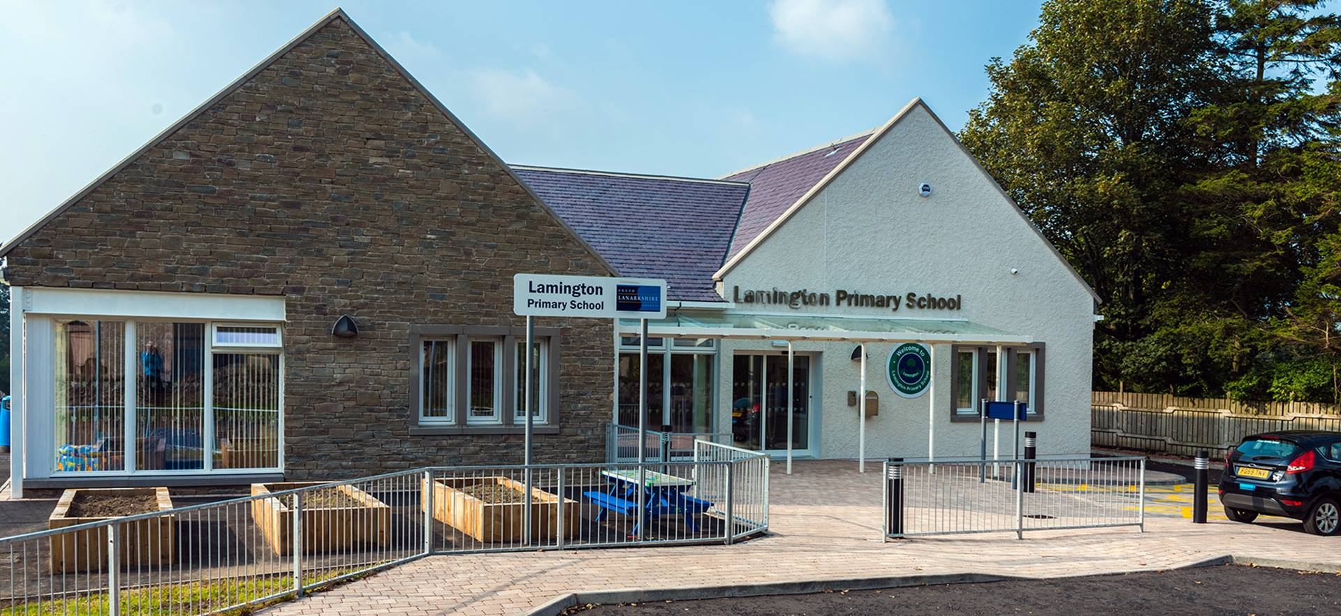 Lamington Primary School, South Lanarkshire