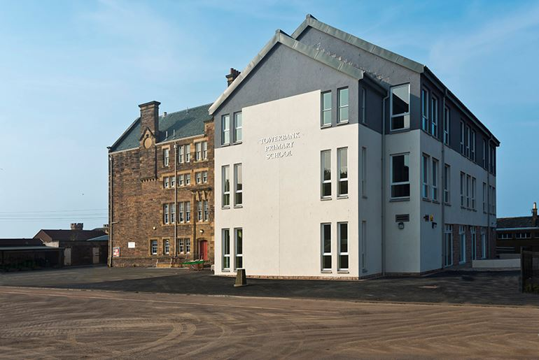 Towerbank Primary School, Edinburgh