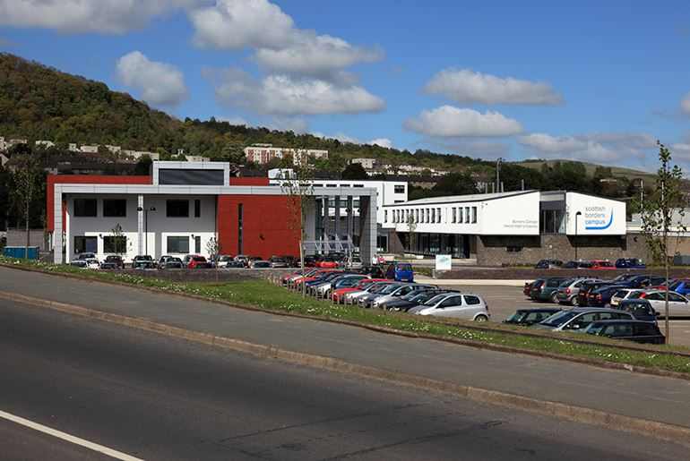Borders College, Galashiels