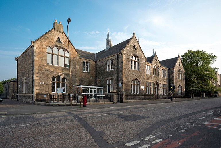 Parkside Gaelic Primary School, Edinburgh