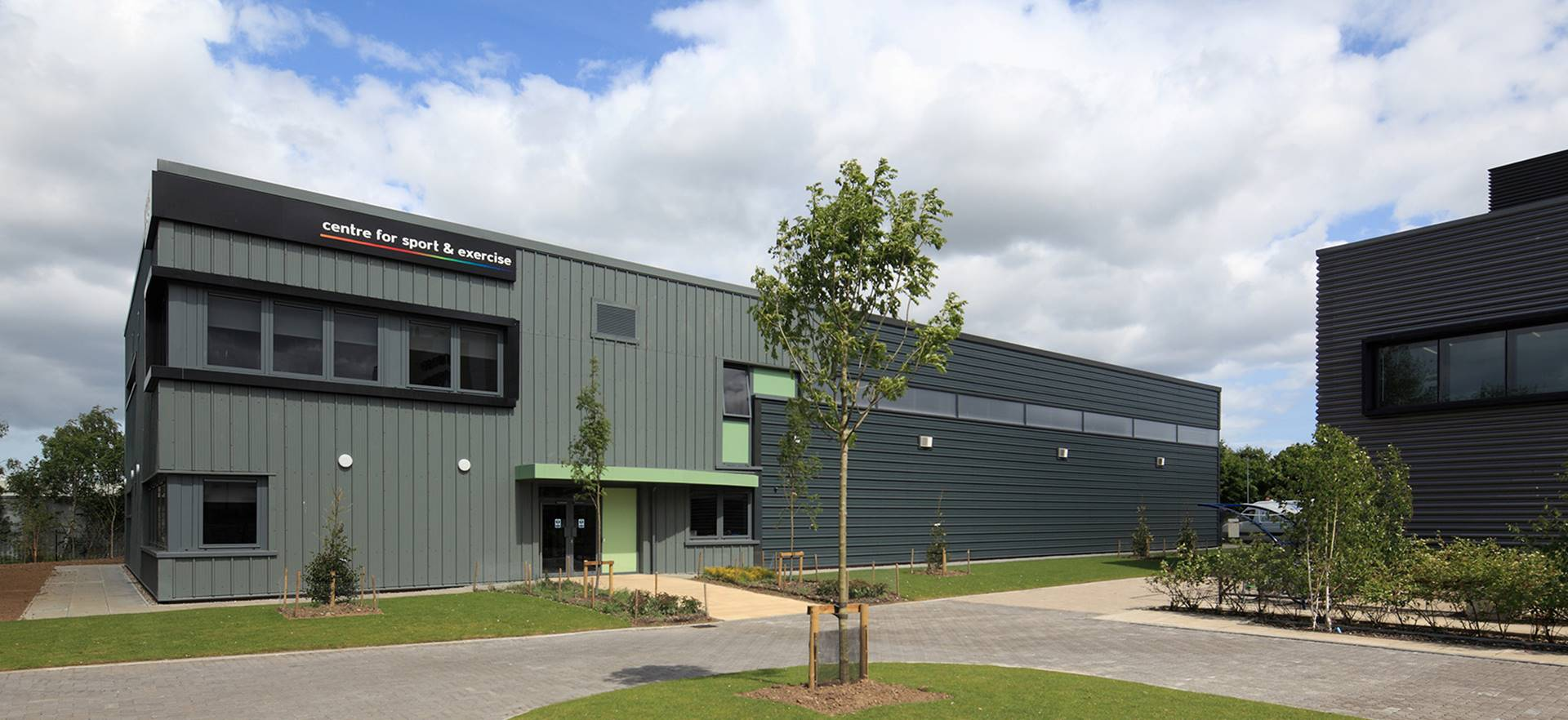 Stevenson College Sports Facility, Edinburgh