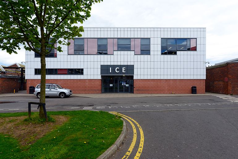 Reid Kerr College Institute of Construction & Engineering, Paisley