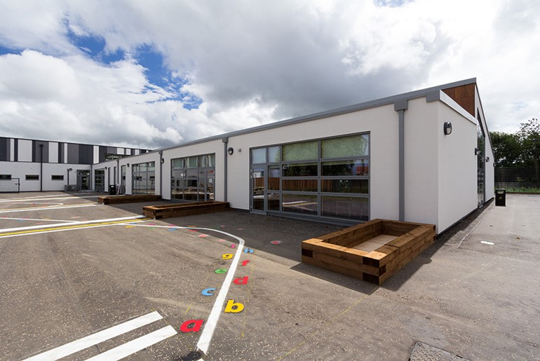 Bilston Primary School, Edinburgh