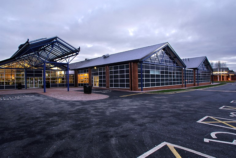 Musgrave Park Hospital Diagnostic Imaging, Belfast