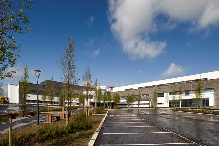 New Downe Hospital, Downpatrick