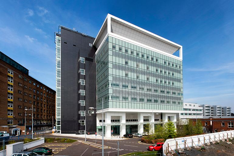 Royal Victoria Hospital Critical Care Unit, Belfast