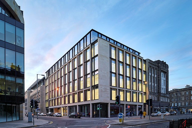 2 Semple Street, Edinburgh