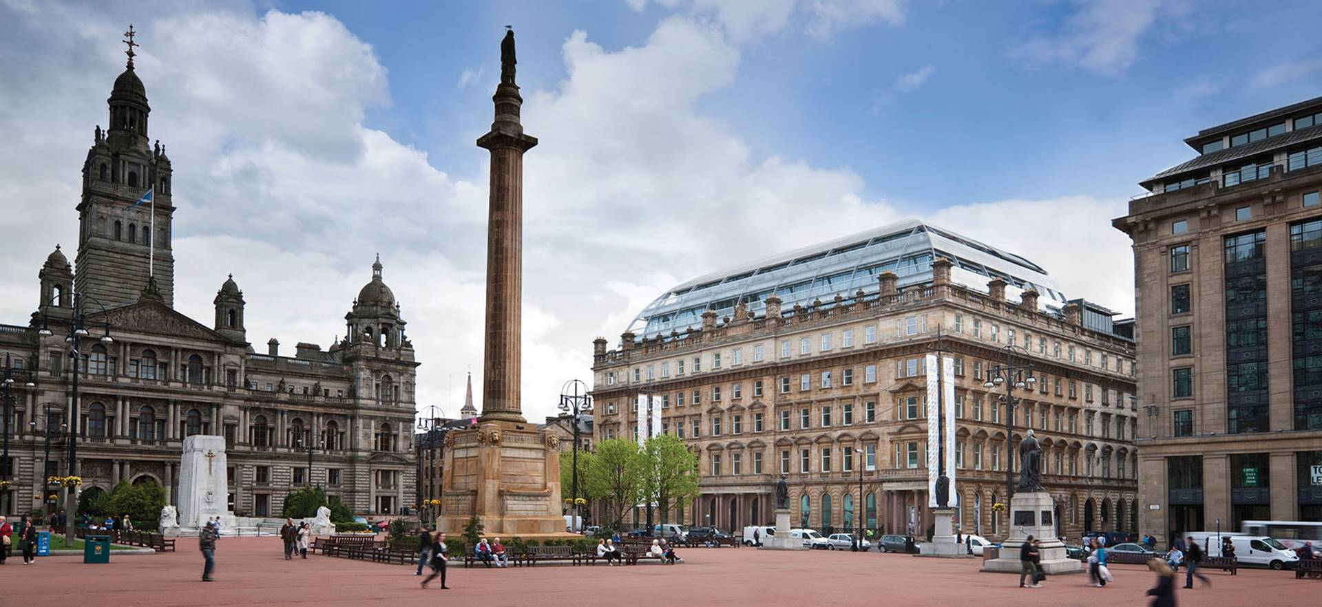 G1 George Square, Glasgow