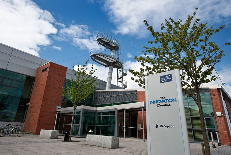 NI Science Park Innovation Centre, Belfast