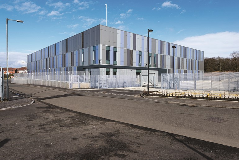 Project Fortis Data Centre, Glasgow