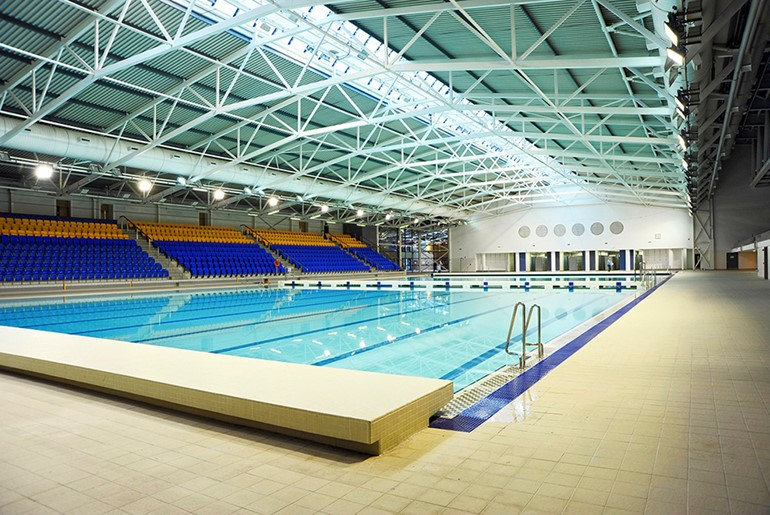 Tollcross Aquatic Centre, Glasgow