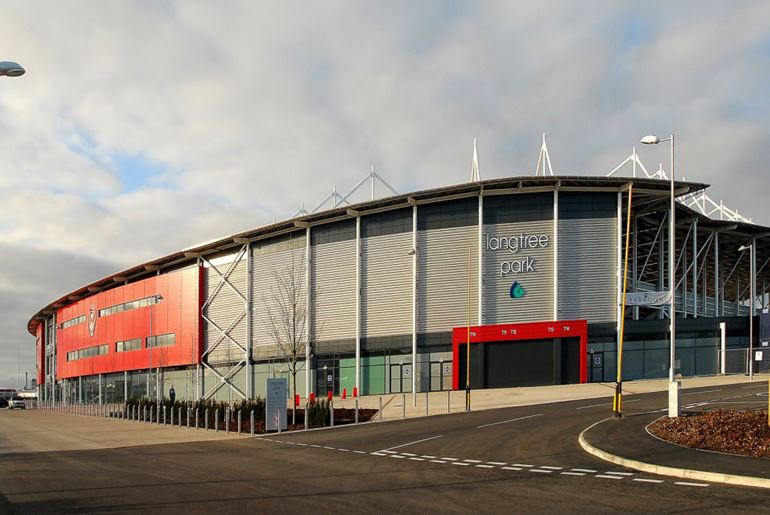 Totally Wicked Stadium, St Helens