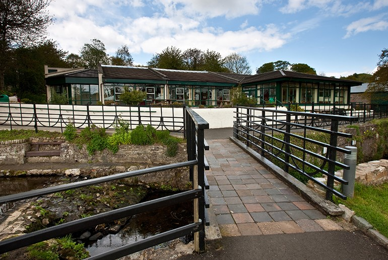 Roe Valley Country Park Visitor Centre, Limavady