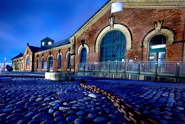 Thompson Pumphouse, Belfast
