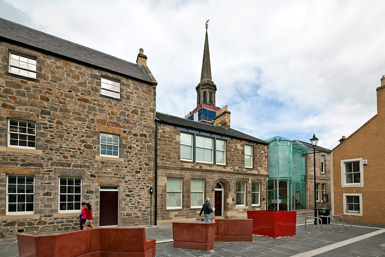 John Gray Centre, Haddington