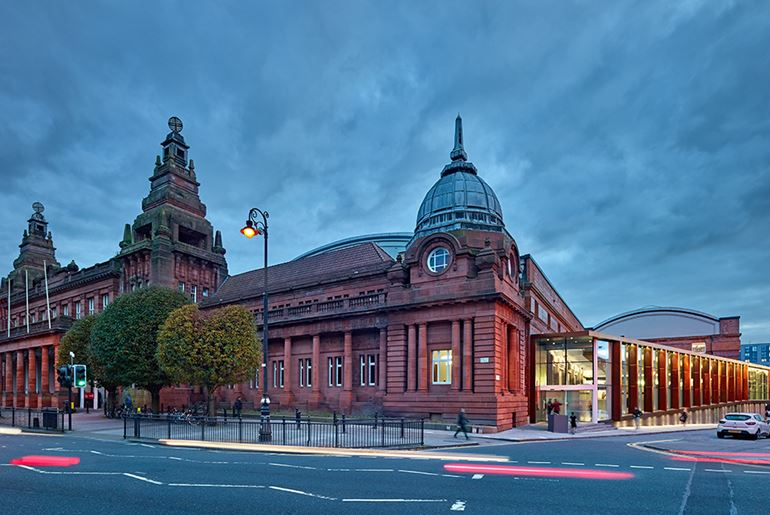 Kelvin Hall Redevelopment, Glasgow