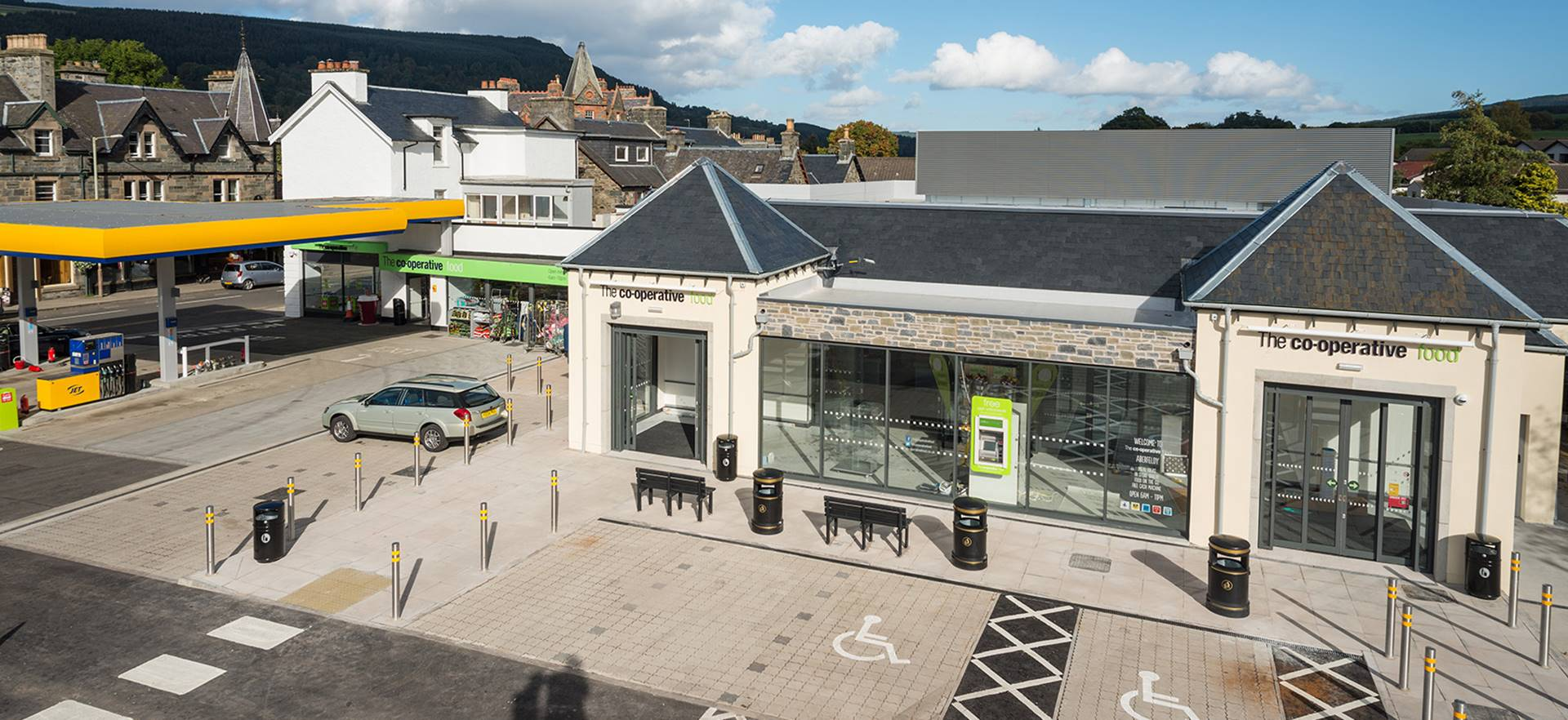 Co-operative, Aberfeldy
