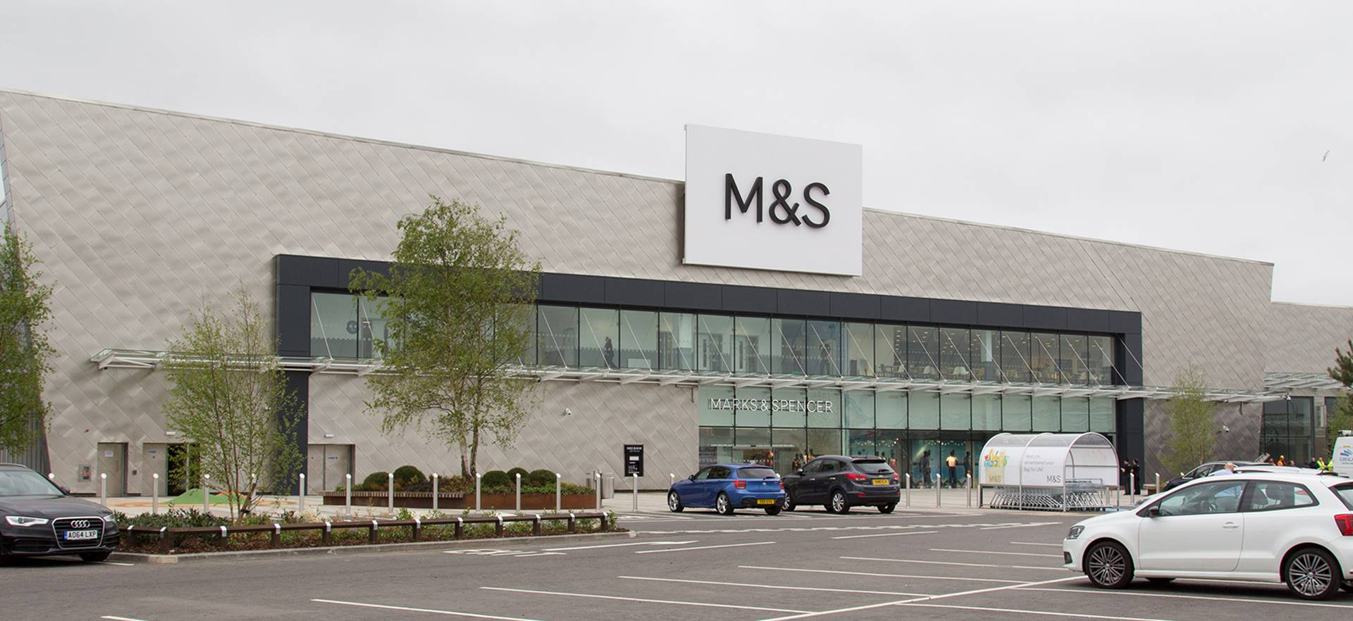M&S, Glasgow Fort