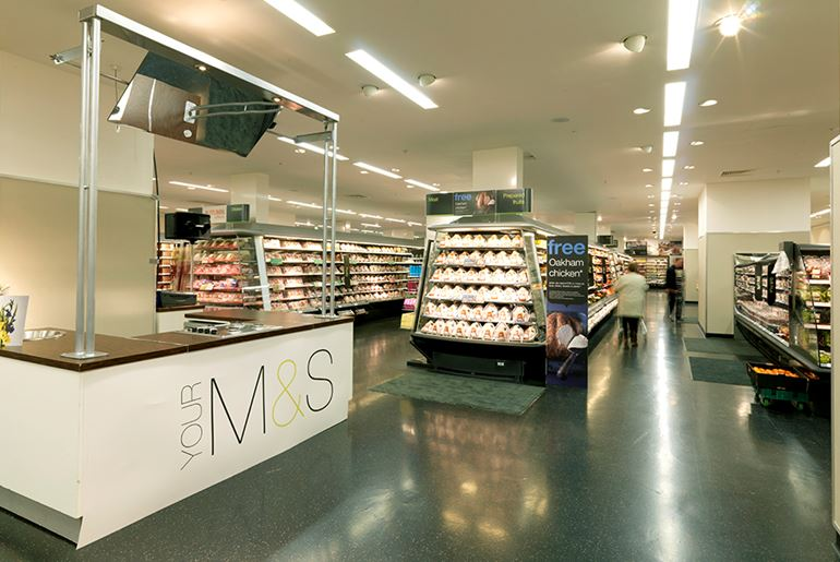 M&S Donegall Place, Belfast