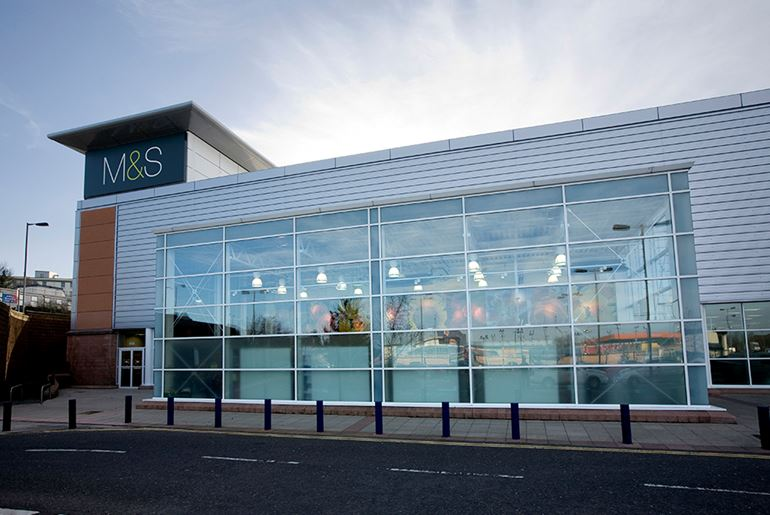 M&S Forestside Shopping Centre, Belfast