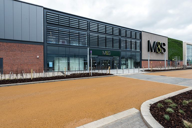 M&S Monks Cross, York