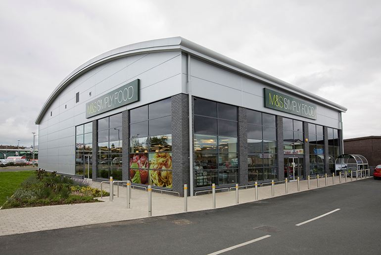 M&S Simply Food, Cookstown