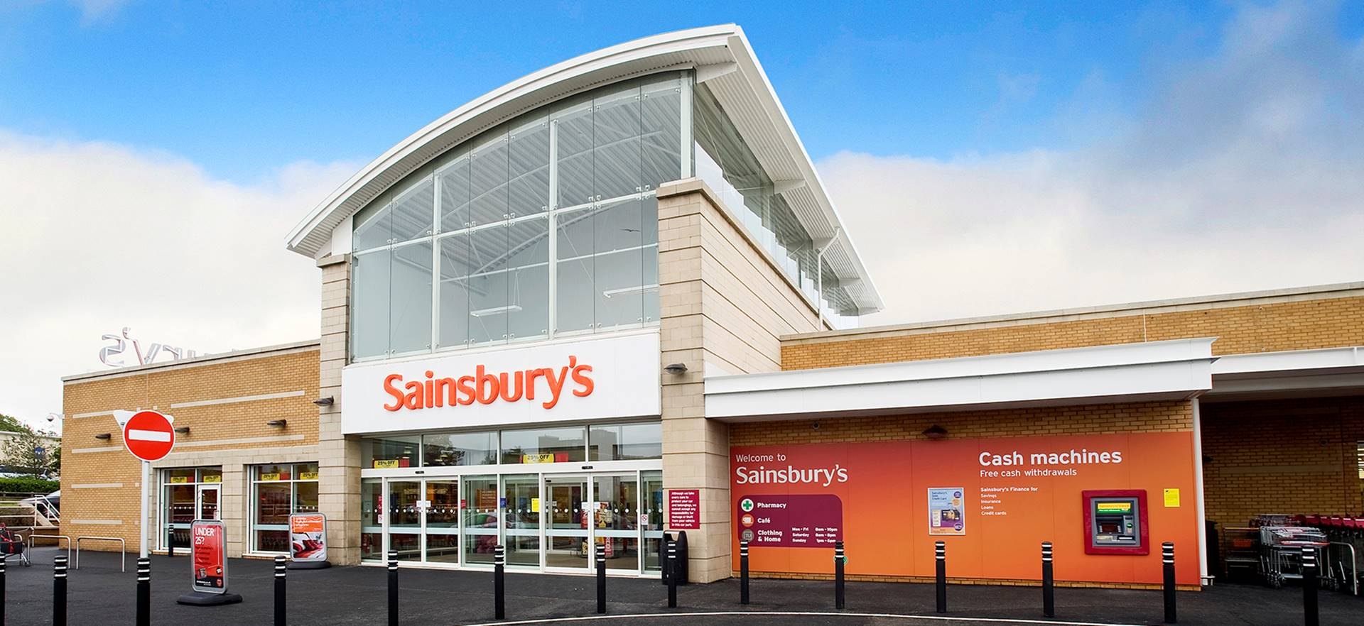 Sainsbury S Ballymena Mclaughlin Harvey