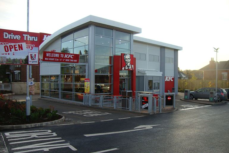 KFC Upper Newtownards Road, Belfast