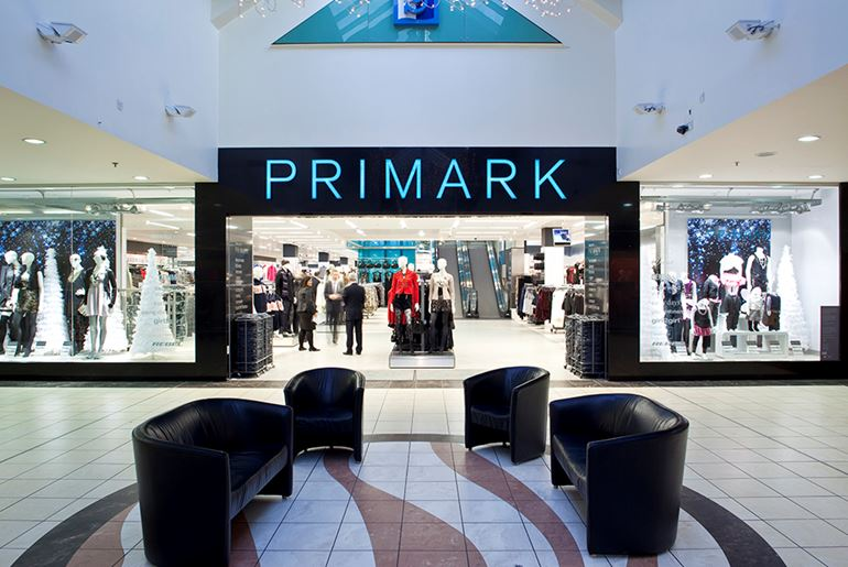 Primark Fit-out Buttercrane Shopping Centre, Newry