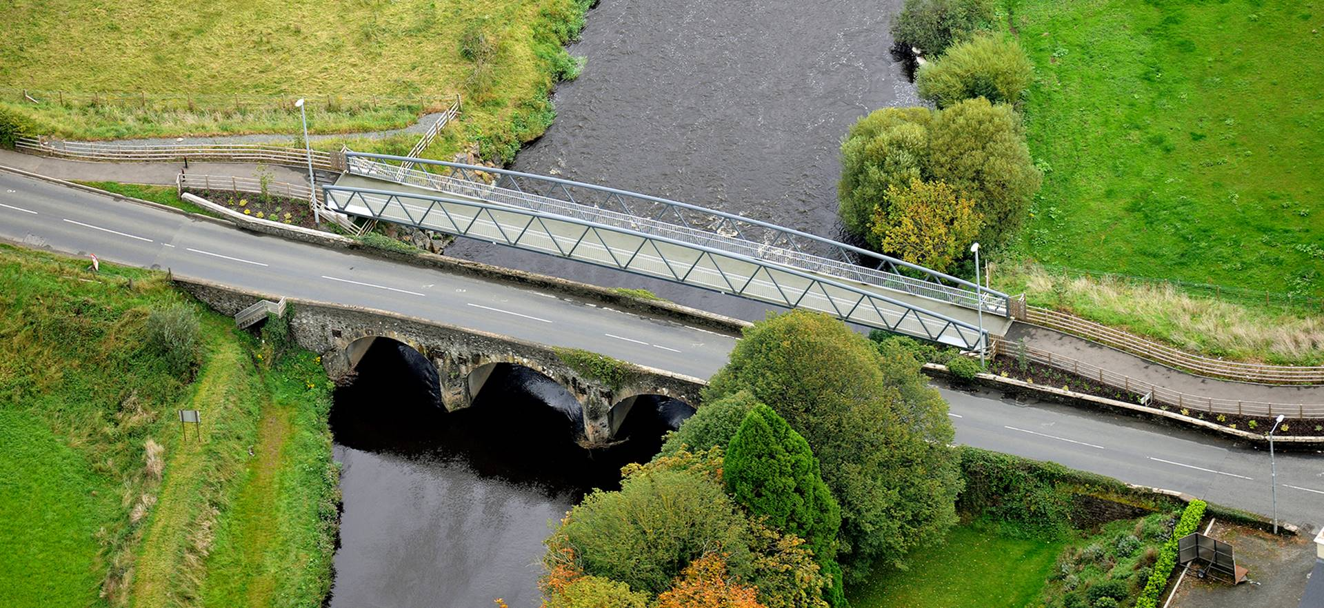 Ballinderry Footbridge