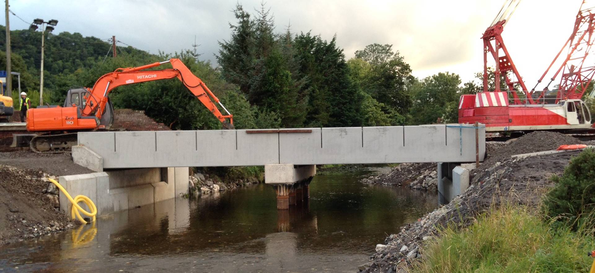 Glynn River Bridge Replacement, Larne