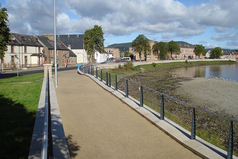 River Ness Flood Alleviation Phase 2