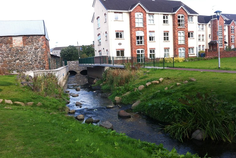 Coleraine Lodge Burn Flood Alleviation Scheme