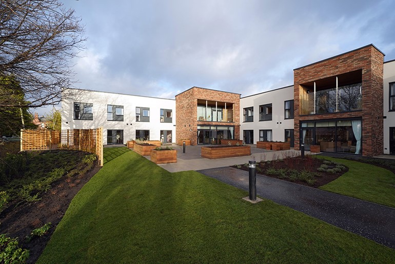 565 Queensferry Road Care Home, Edinburgh