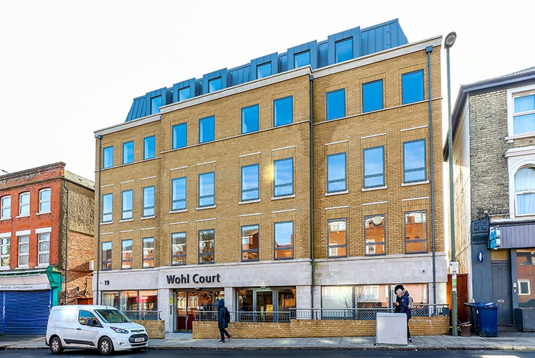 Jewish Care Wohl Court, Hendon