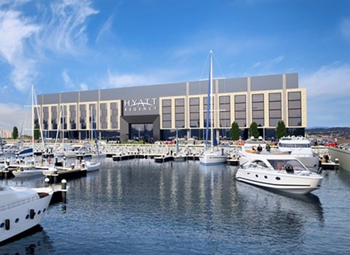 Edinburgh Marina Development awarded