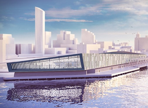 McL&H Wins New Mersey Cruise Terminal