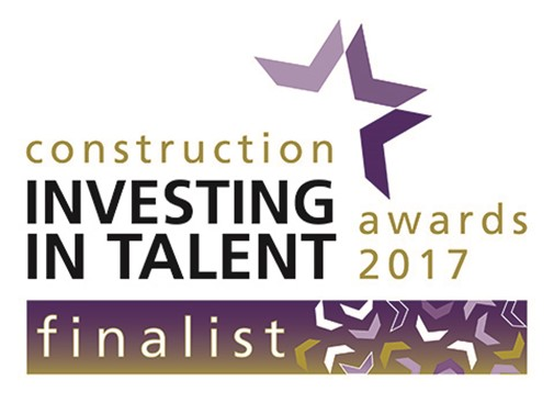 McL&H shortlisted for the Construction Investing in Talent Awards