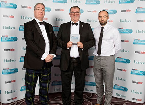 McL&H win Best Health & Wellbeing Award