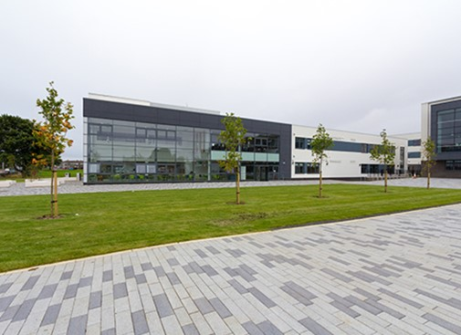New STEM building completed