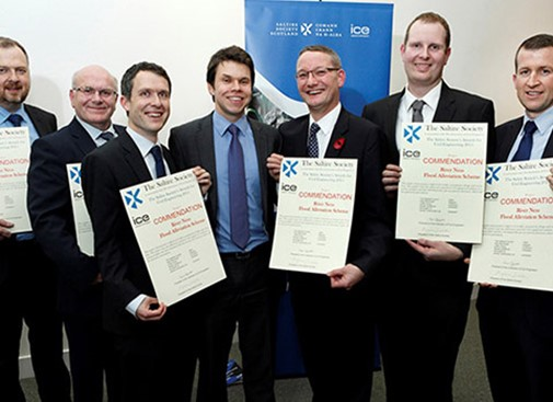 McL&H receives Saltire Society Project Commendation