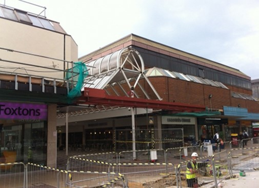Commercial Way progressing well