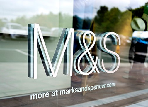 New M&S Simply Food completed at Woodley