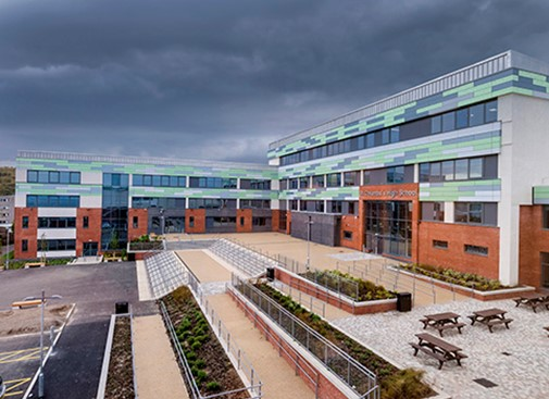 St Columba's High School successfully completed