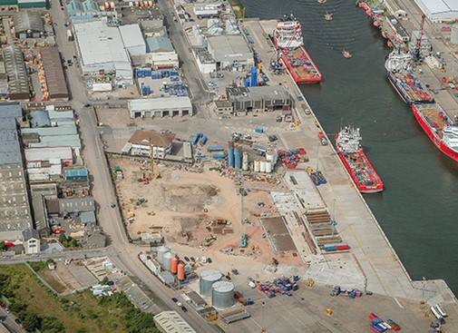 Torry Quay redevelopment receives CEEQUAL Excellent