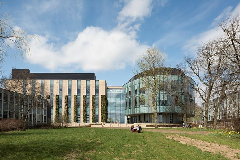 Roslin Innovation Centre, The University of Edinburgh