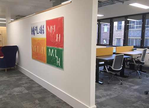 Our London office has relocated