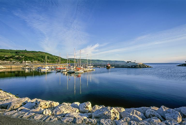 Glenarm Harbour Refurbishment