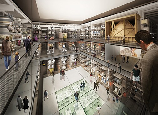 V&A collection and research centre awarded